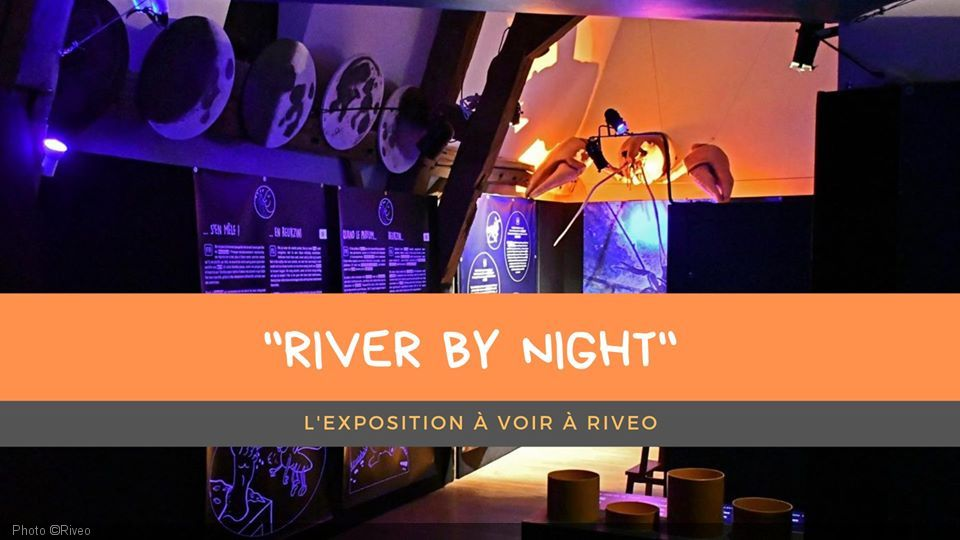 Friday january 3rd - Nightvisit at RIVEO