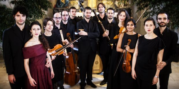 09 - 11 october - baroque music festival